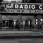 Radio City Music Hall at Night by Paul Politis