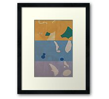 Dratini, Dragonair, Dragonite Framed Print