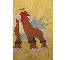 Entei Photographic Print