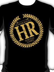 HR SURVIVAL GAMES T-Shirt