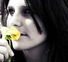 She picked the prettiest flower by Scott Mitchell