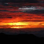 Haleakala at Sunrise by CkHorn