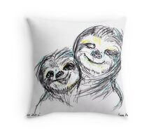 'They don't know' Throw Pillow