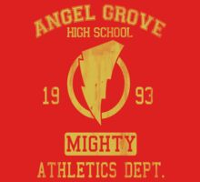 Angel Grove H.S. T-Shirt