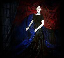 Portrait of a Lady by Jennifer Rhoades
