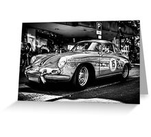 Porsche 1 Greeting Card