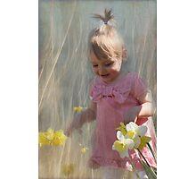 joy of spring Photographic Print