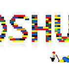 Joshua in Lego by Addison