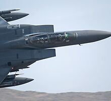 F15 Eagle by Spencer Trickett
