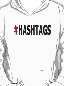 Twitter Hashtag T-Shirt