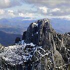 Federation Peak - Tasmania by clickedbynic