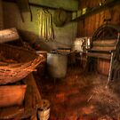 Laundry Days - Monte Christo Mansion, Junee NSW, The HDR Experience by Philip Johnson