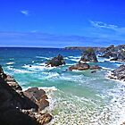 Bedruthan Steps by OOSweet