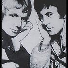 Starky and Hutch by barrymckay