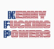 Kenny F**cking Powers - Text by Tim Topping