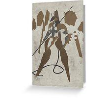 Anubis Greeting Card