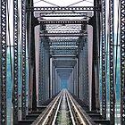 Susquehanna River Bridge by Lynn McCann