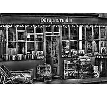 Paraphernalia Photographic Print