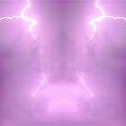 Lightning Art 003 by dge357