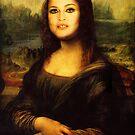 Madonna - Mona Lisa - Madonna Lisa - Pop Art by wcsmack