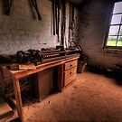 The Workshop  - Monte Christo Mansion, Junee NSW, The HDR Experience by Philip Johnson
