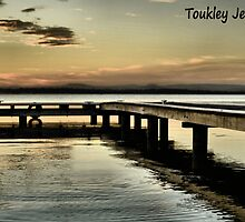 Little Jetty by Robyn Forbes