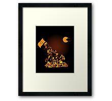 Epics Framed Print