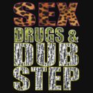 SEX DRUGS AND DUBSTEP by ihsbsllc