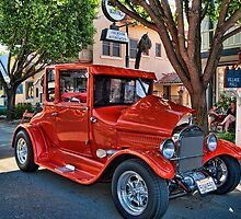 Old Ford Model A by lejudge