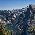 Half Dome by lejudge