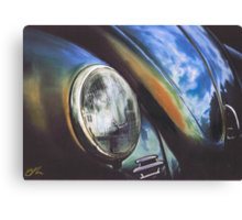 Out of this world Canvas Print