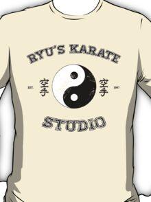 Ryu's Karate Studio T-Shirt