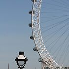 London Eye by karina5