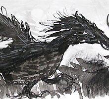 doodling birdies . . . .  by evon ski