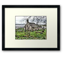 St Peters, Heysham Framed Print