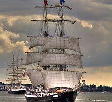Tall Ships Race - Antwerp 2010 by PhotoTamara