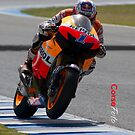 Casey Stoner in Jerez 2012 by corsefoto