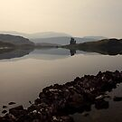 Ardvreck Castle Reflections by derekbeattie