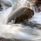 Rock and Water by ©  Paul W. Faust