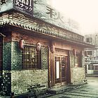 The Dirty Streets of Beijing by Bendinglife
