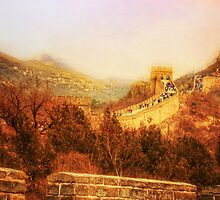The Great Wall  by Bendinglife