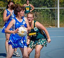 Yack Netball 2012 season by JAKShots-Sports
