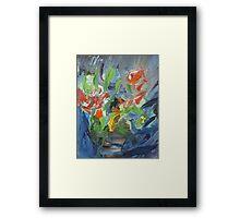 Energy Framed Print