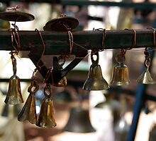 little brass bells by BigAndRed