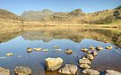Blea Tarn...Views Of The Pikes by Jamie  Green