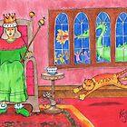 Pussy Cat, Pussy Cat by Kerina Strevens