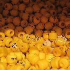Lego Heads by QuaddieFoul-Her