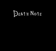 IDeath Note by Namueh