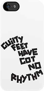 Arctic Monkeys - Guilty Feet Have Got No Rhythm by Ollie Vanes