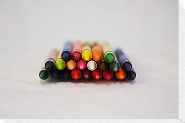 Color Crayons by mdruda